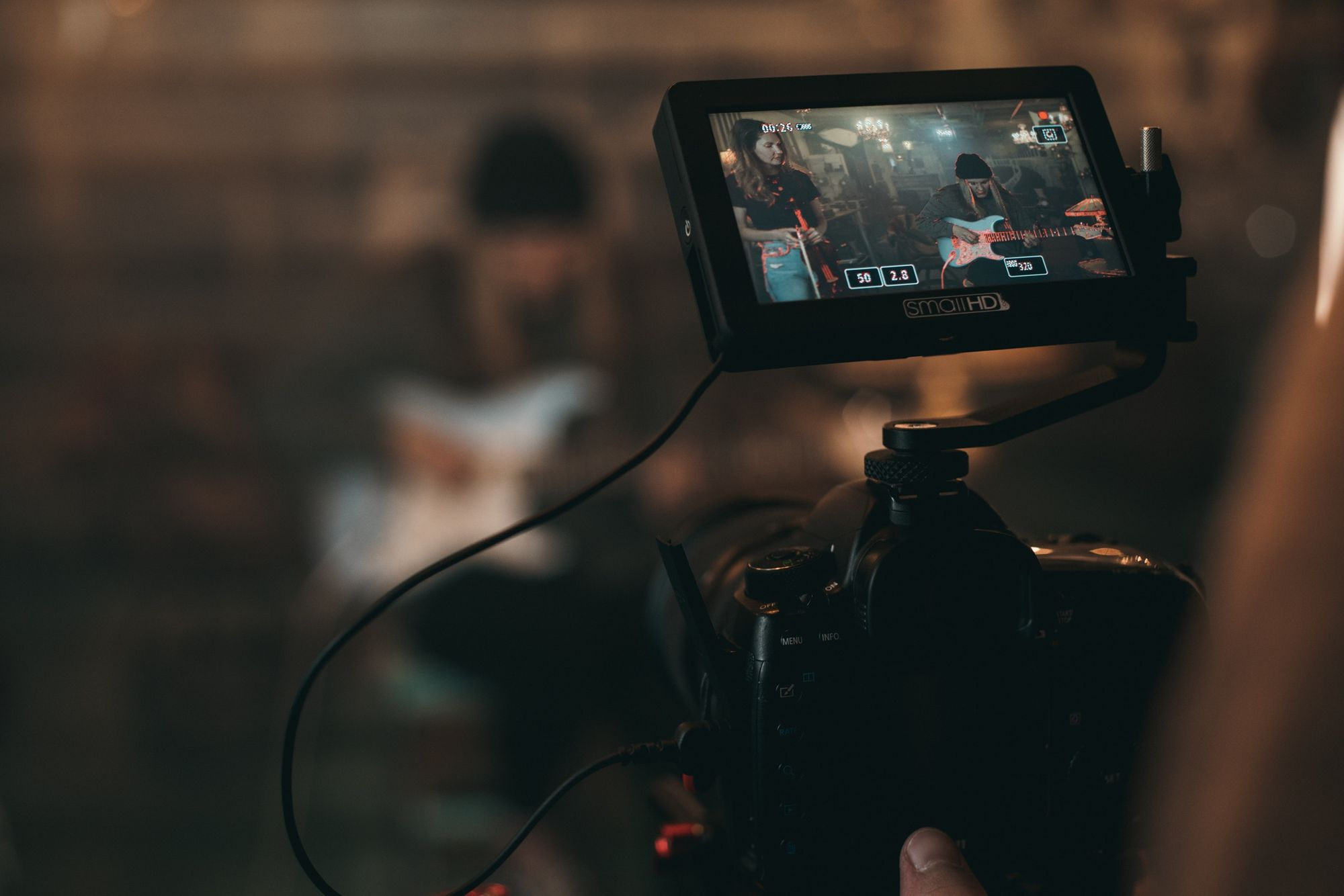 Choose the right camera for your live stream