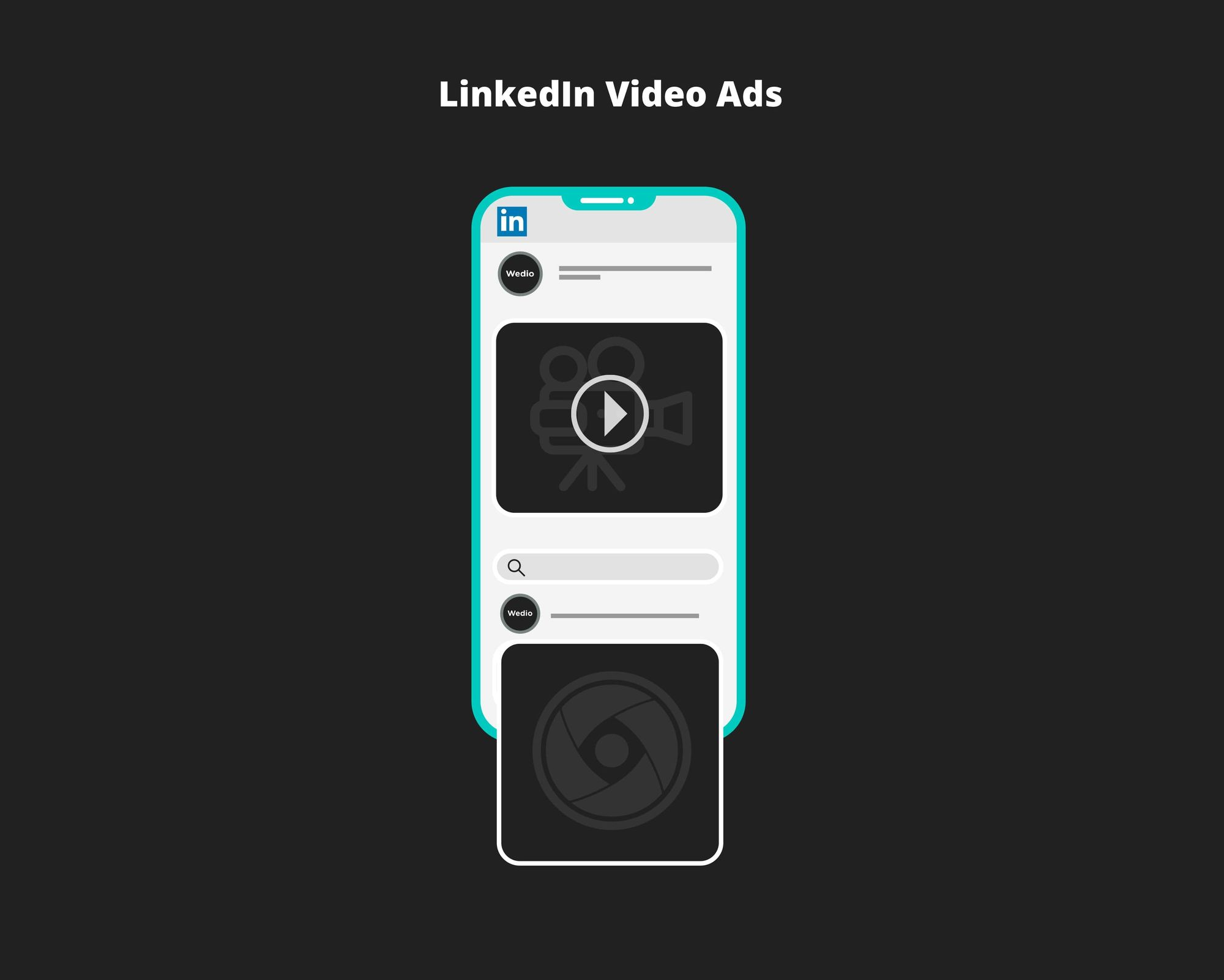 what is linkedin video ads
