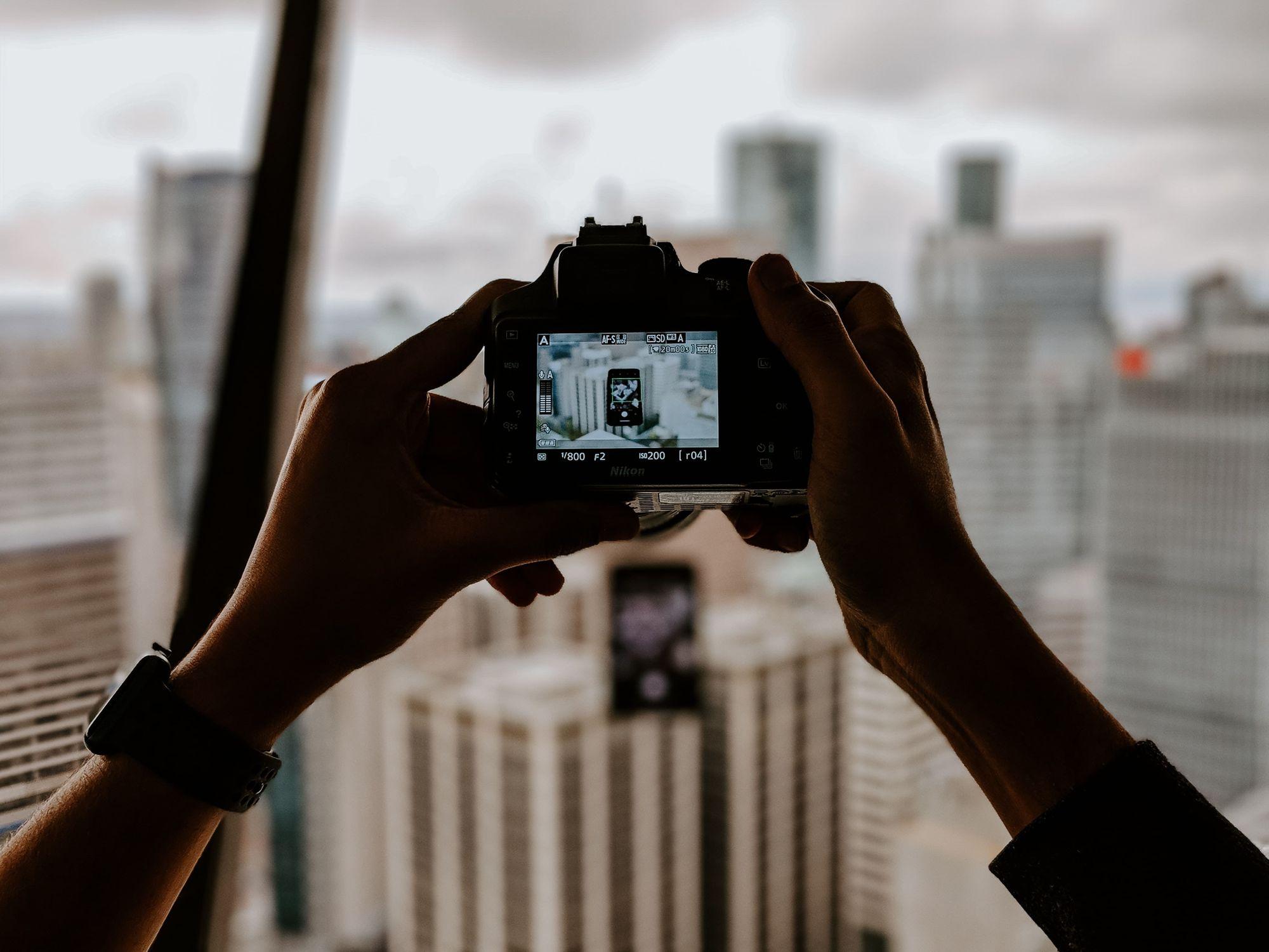 Shot size & shot composition as part of cinematography techniques