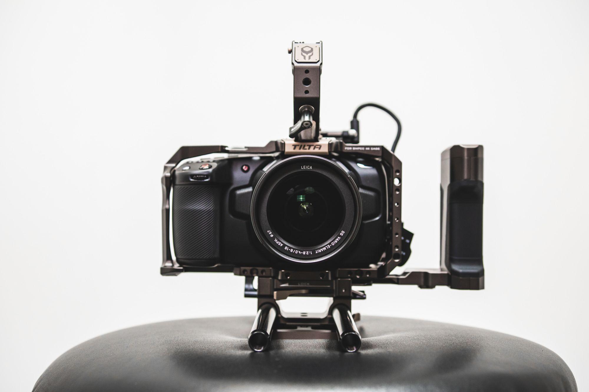 Blackmagic cameras cinema cine camera