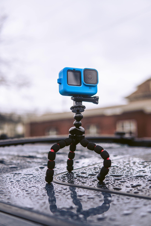 GoPro Hero 9 for best music video camera