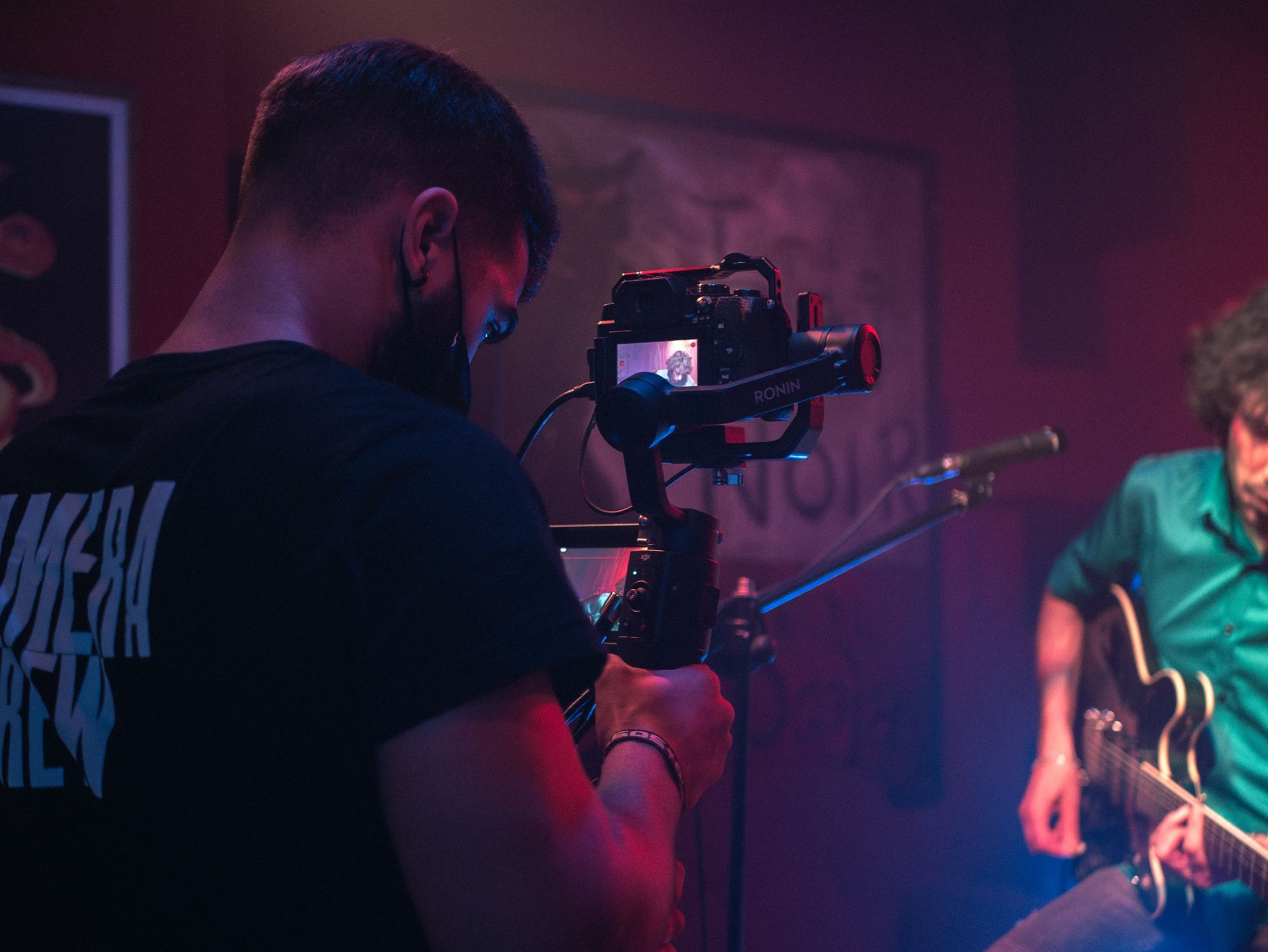 Who does the DoP work with?