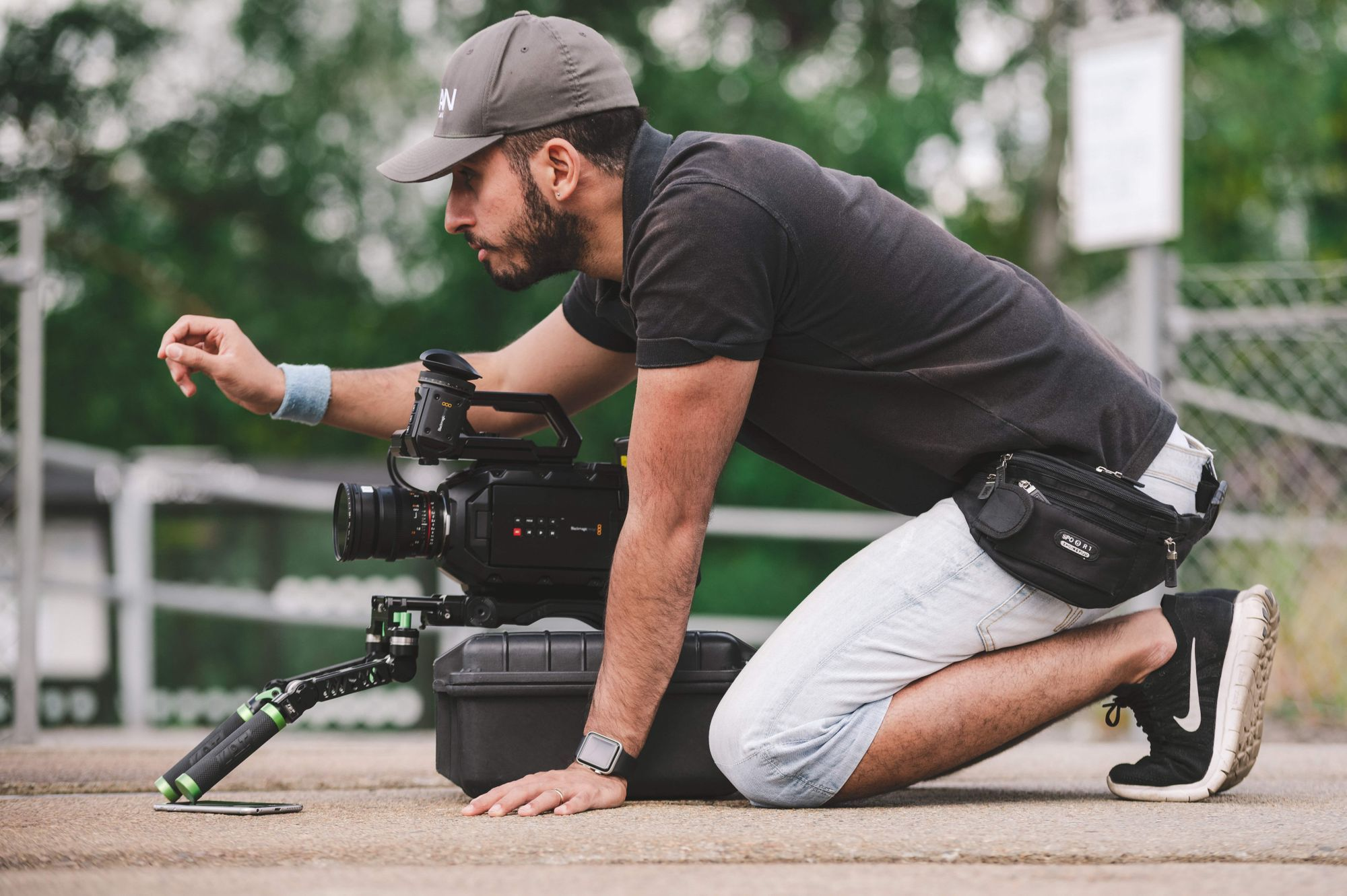 How to get started as a DoP