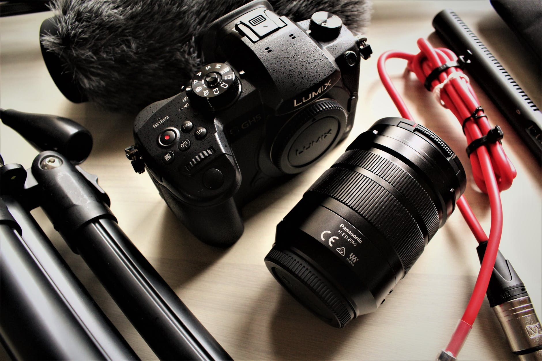 Panasonic Lumix GH5 and GH5s Camera Equipment and Accessories