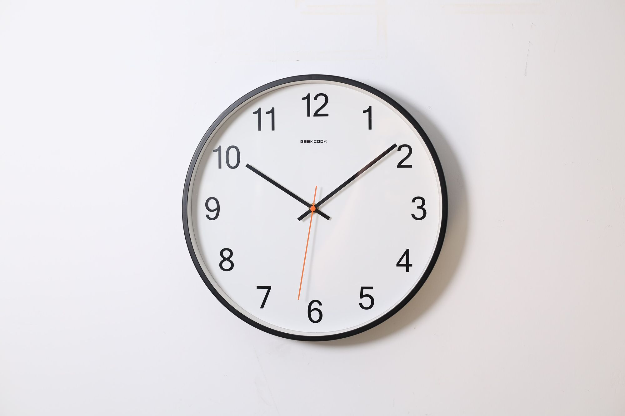 Analogue clock - Are you one time?