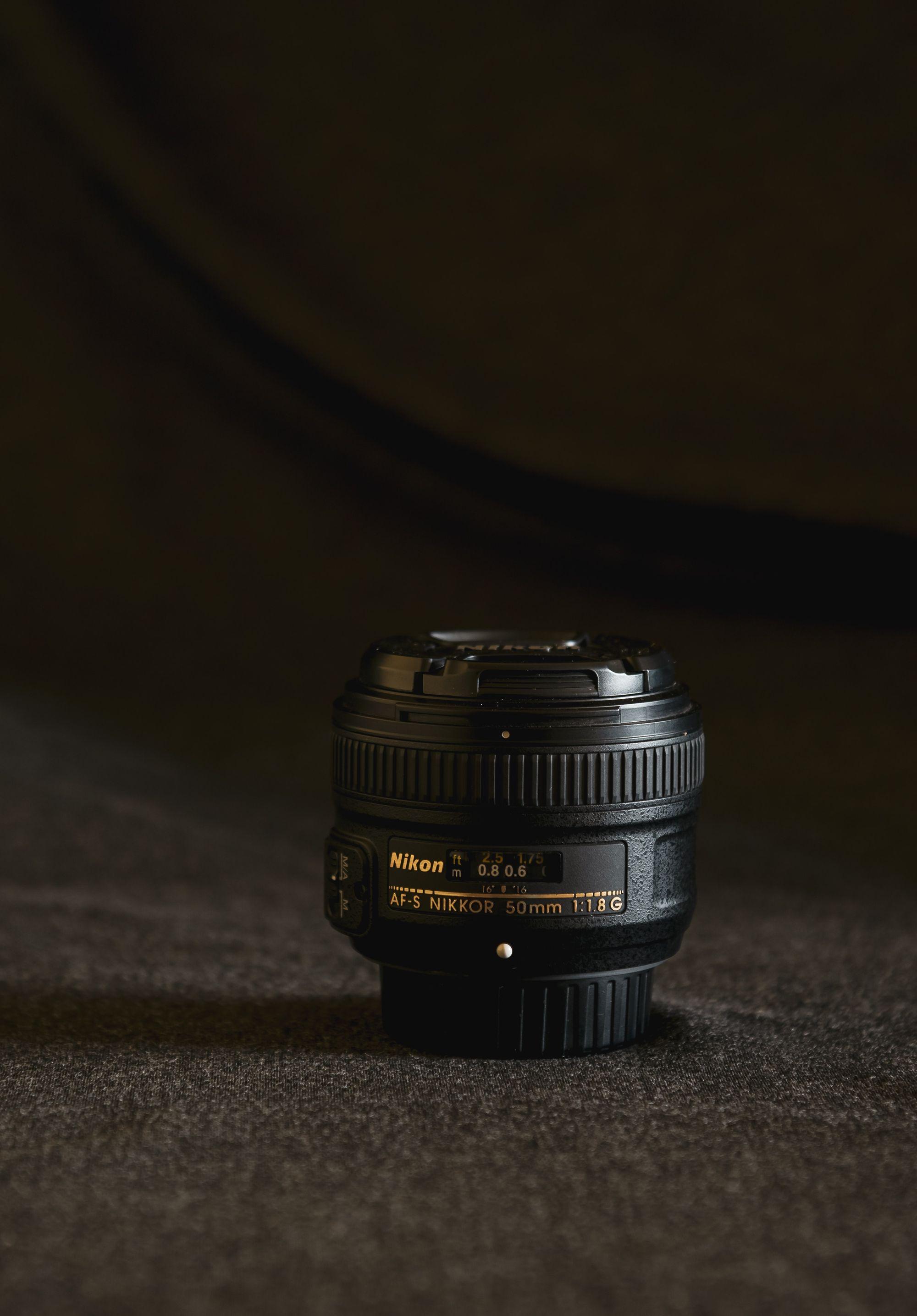 Best lens for landscape the Nikon AF-S Nikkor 50mm