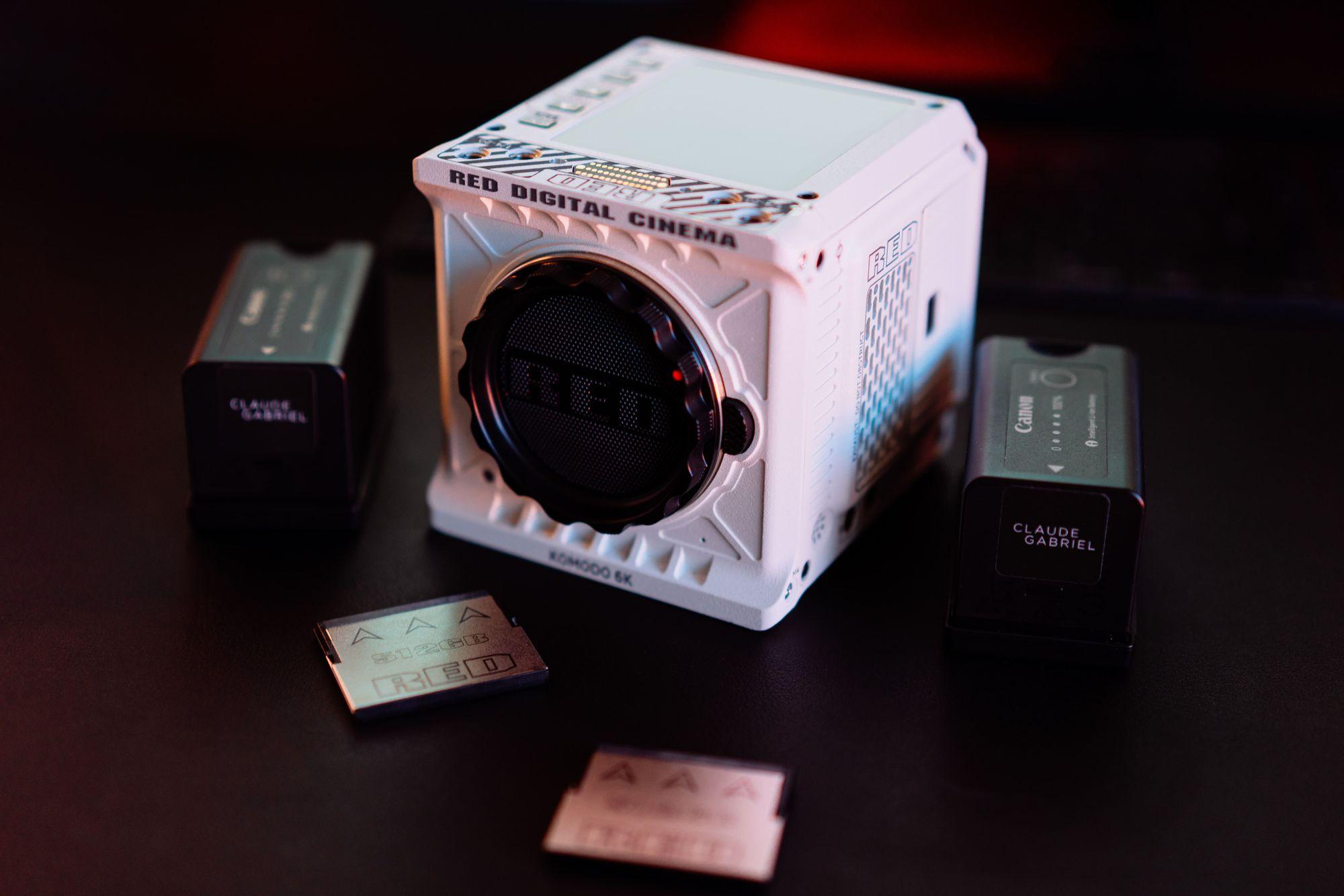 Komodo 6K the best RED camera