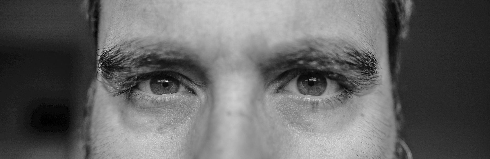 Extreme close-up shot