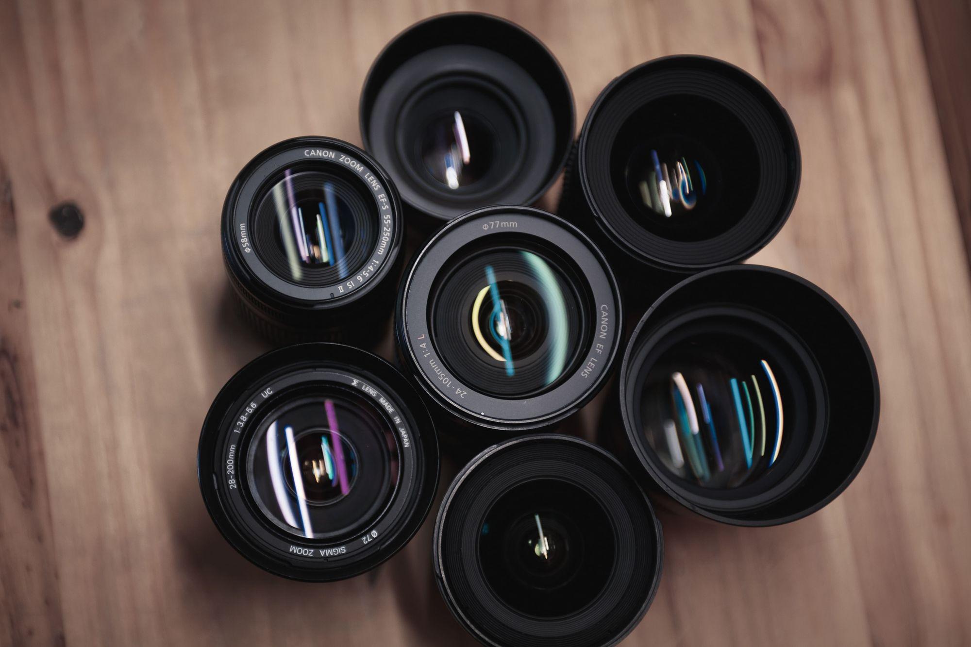 Best camera lenses for landscape photography
