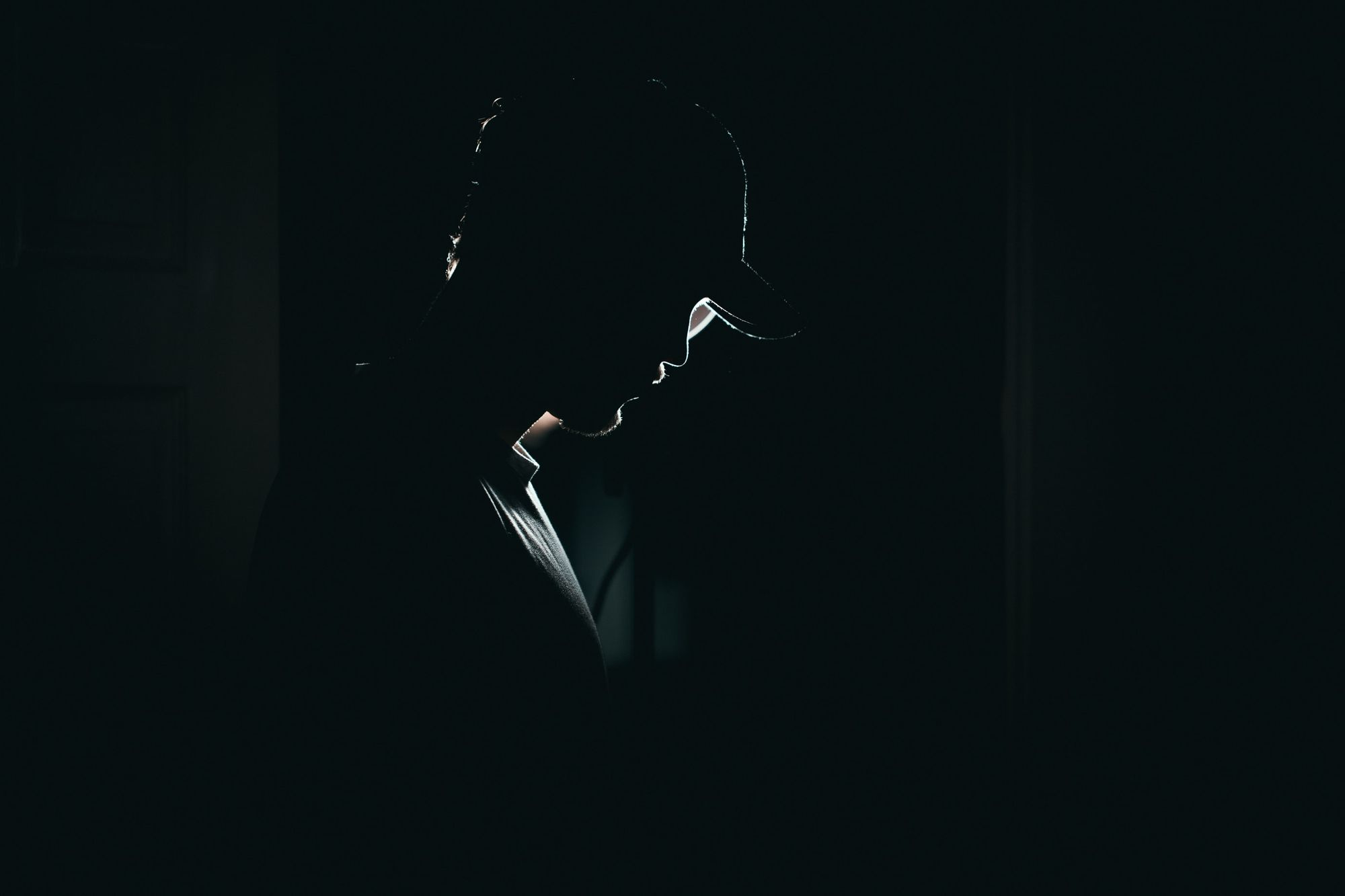 sidelight or chiaroscuro cinematography lighting