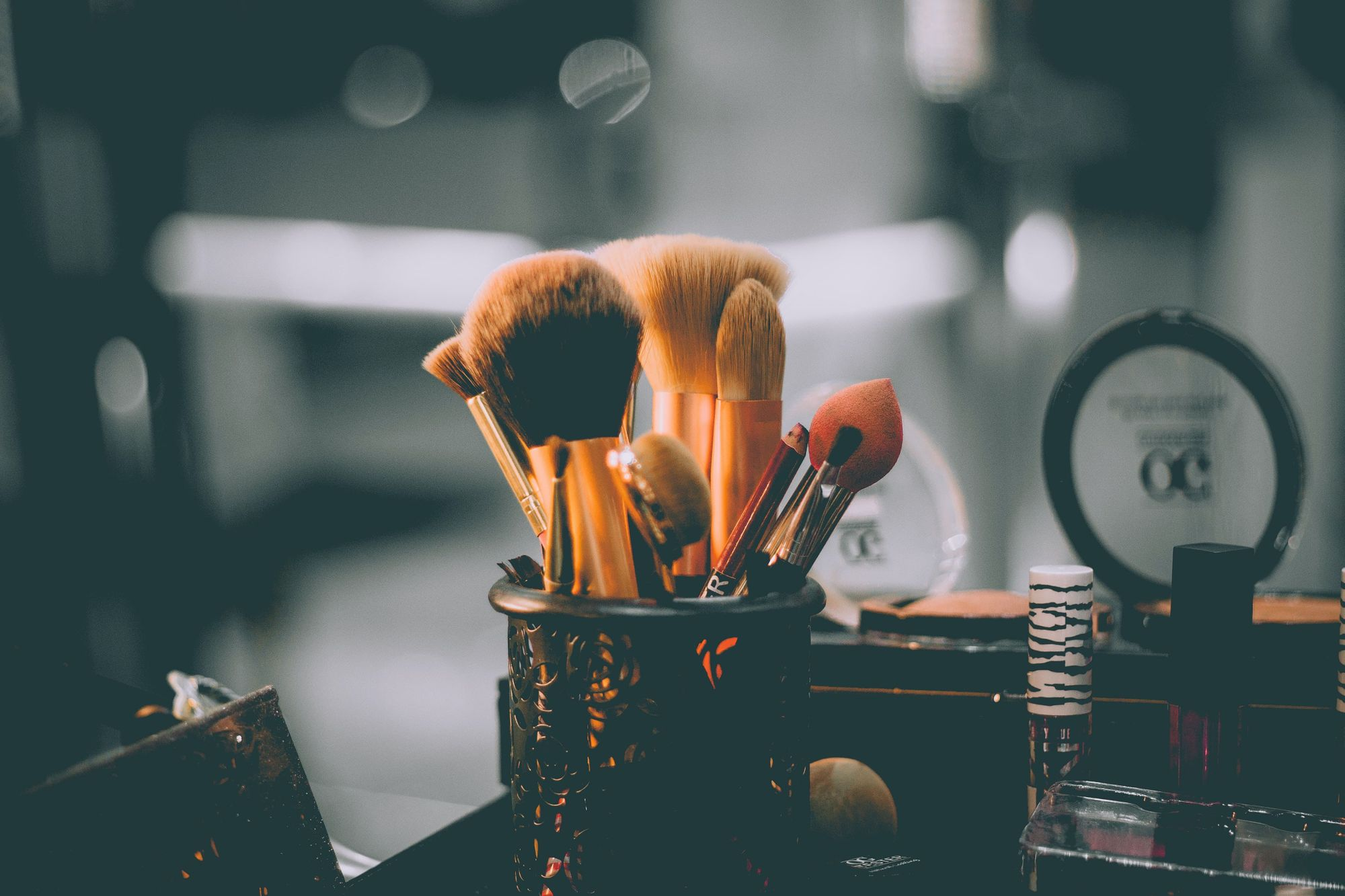 Mise en scene and hair and makeup