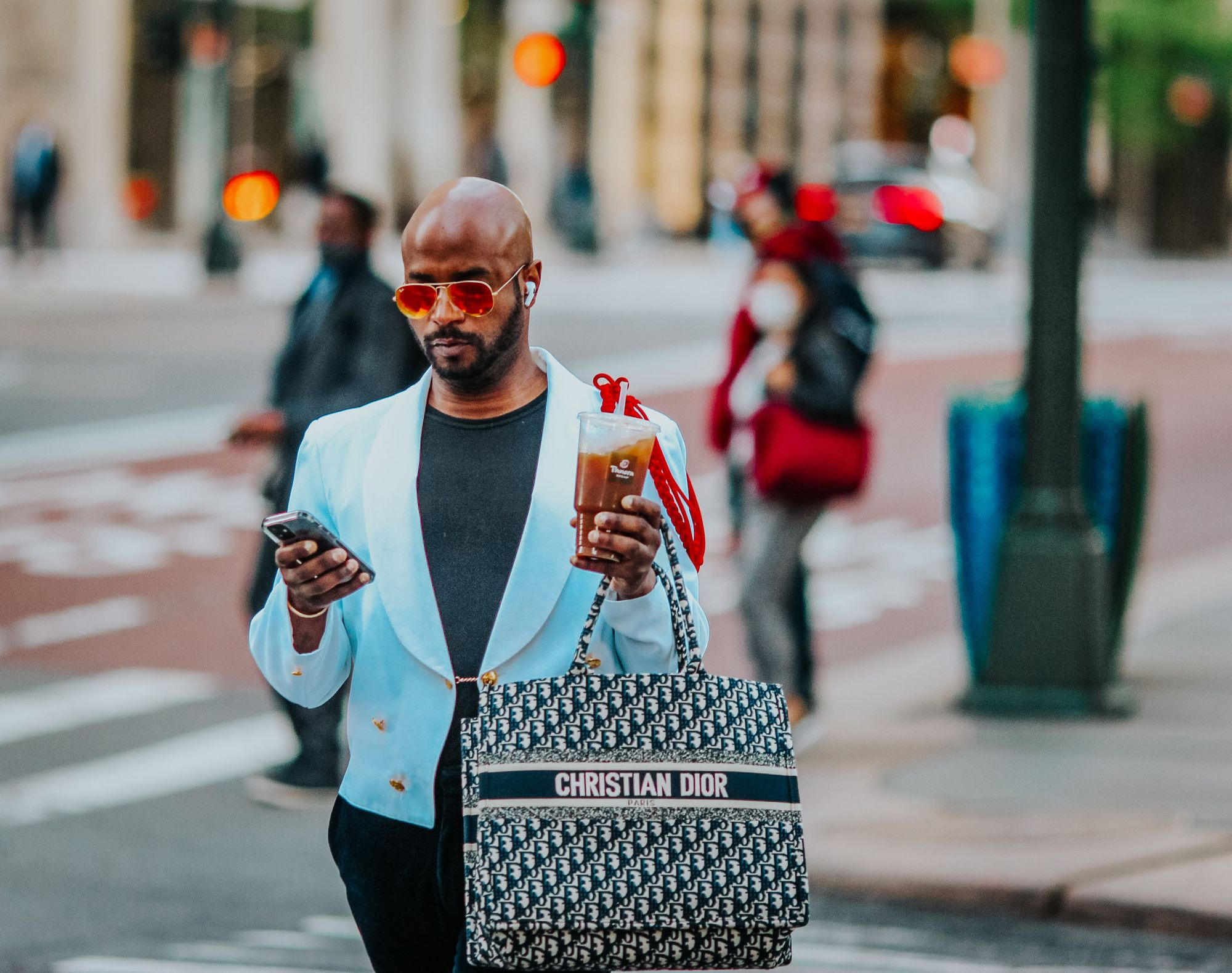 What is street fashion photography
