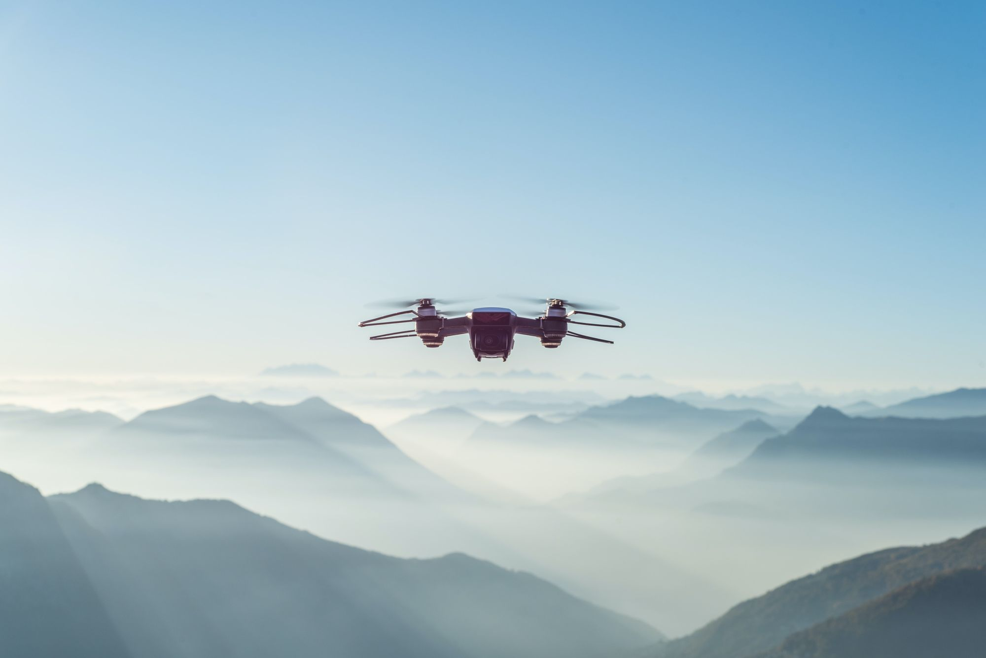 A quick rundown of all the various drone uses