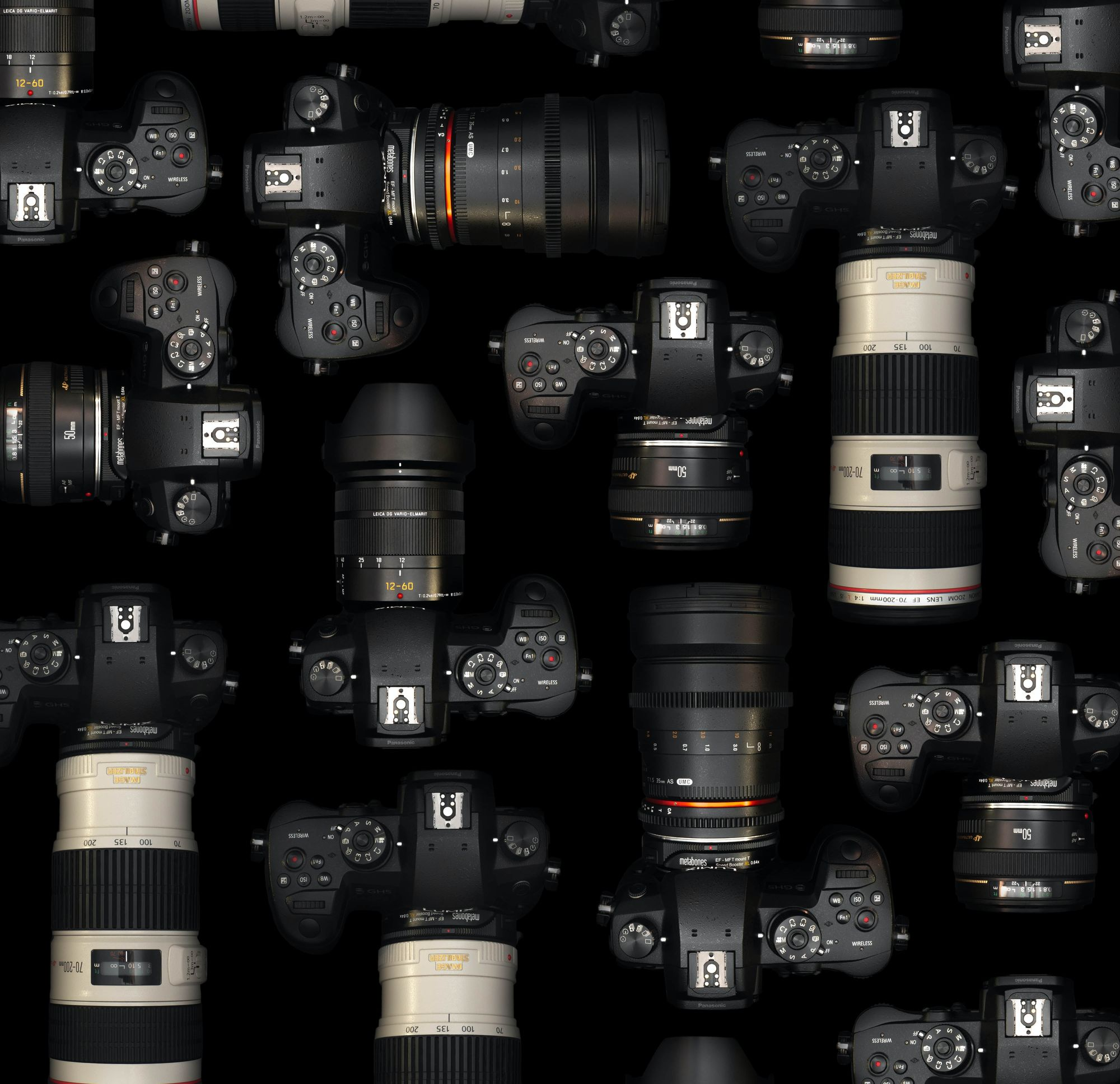 Look for the right camera equipment