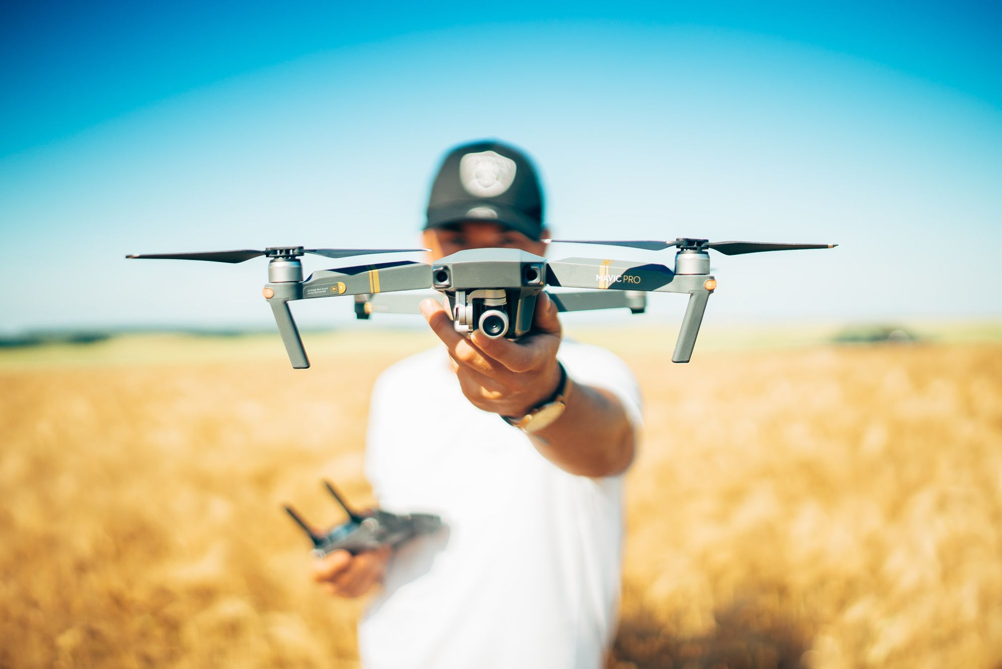 Needed skills for a drone operator