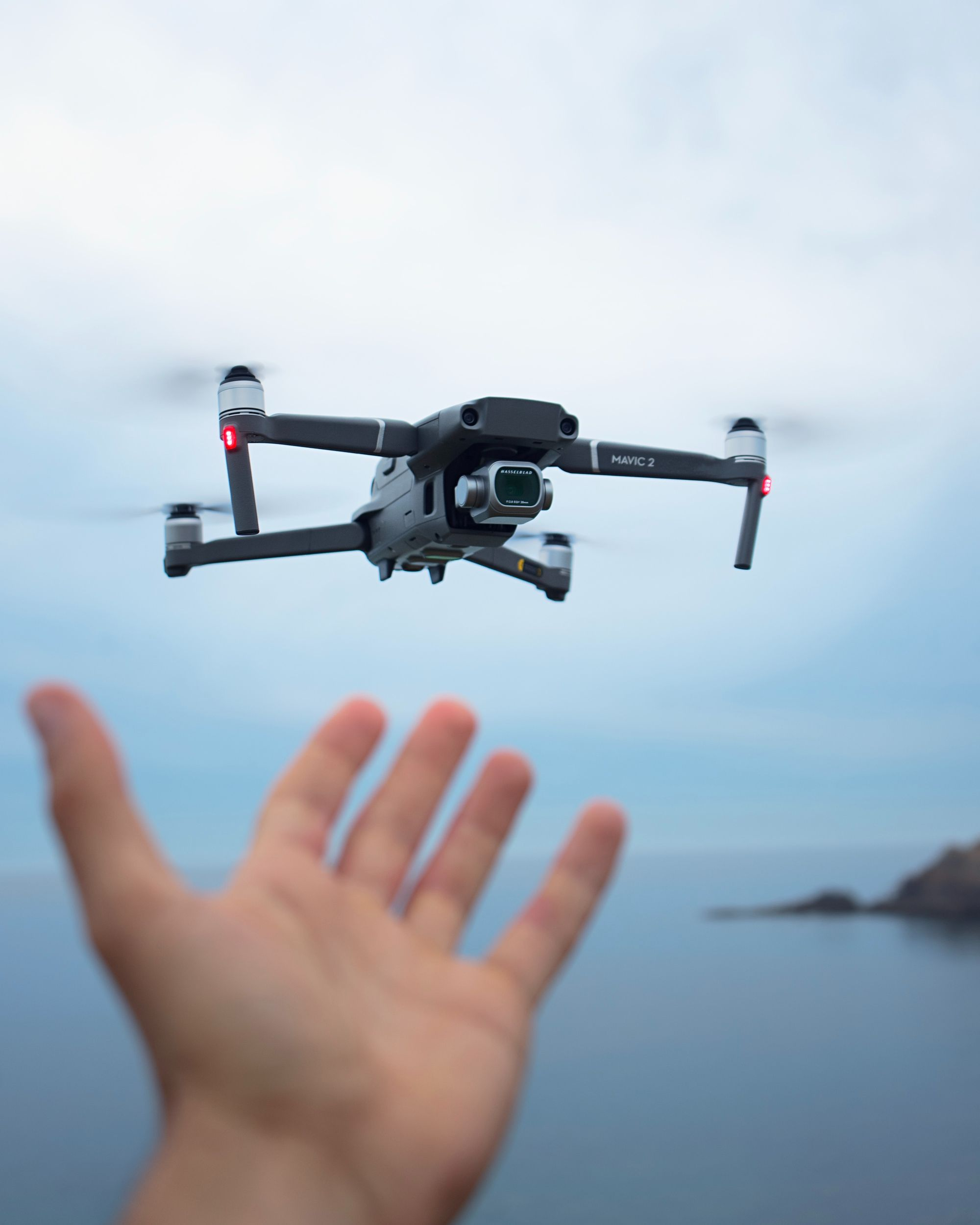 Practice flying with your drone