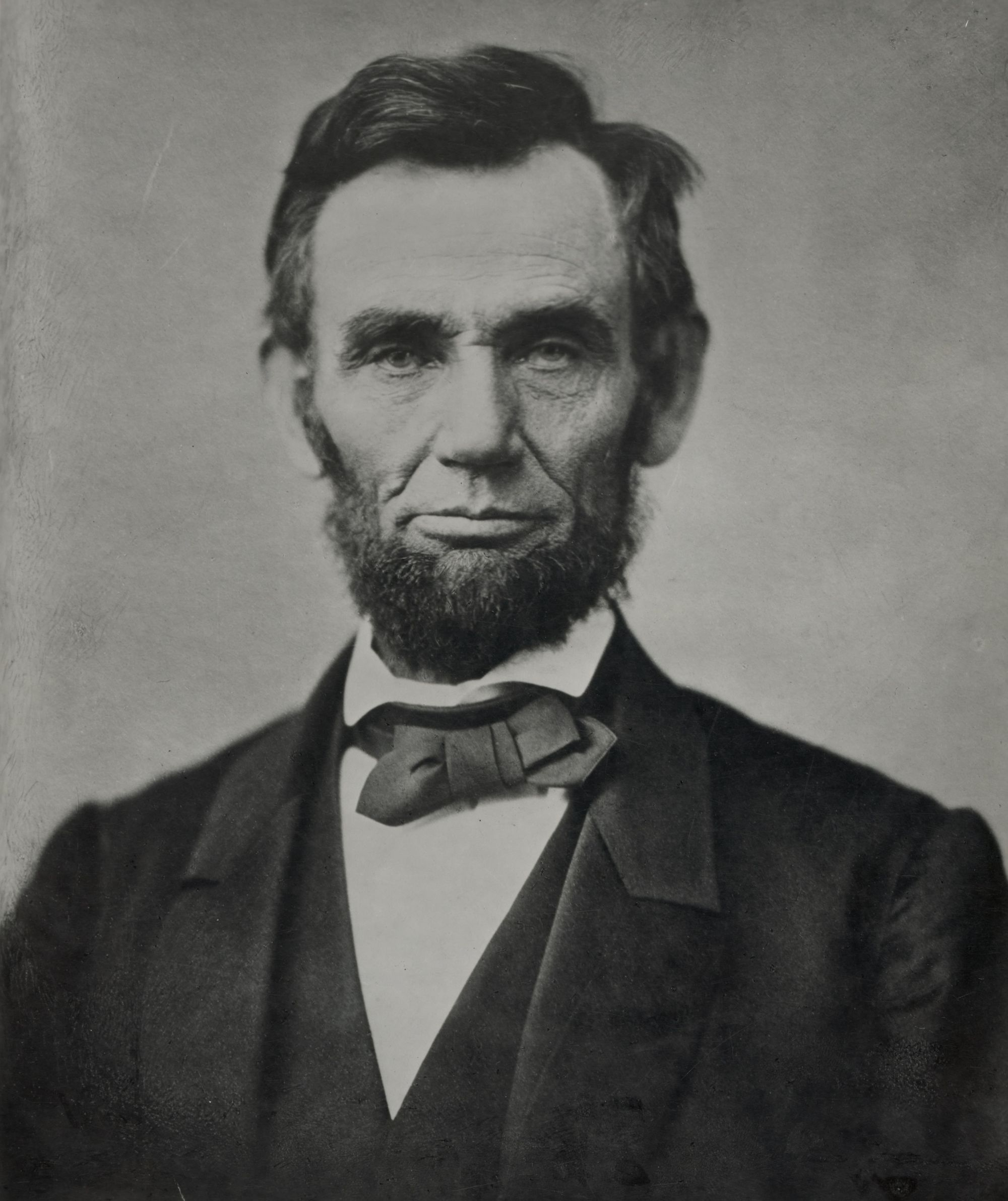 Photographer Matthew Brady asks Abraham Lincoln for permission to record the war
