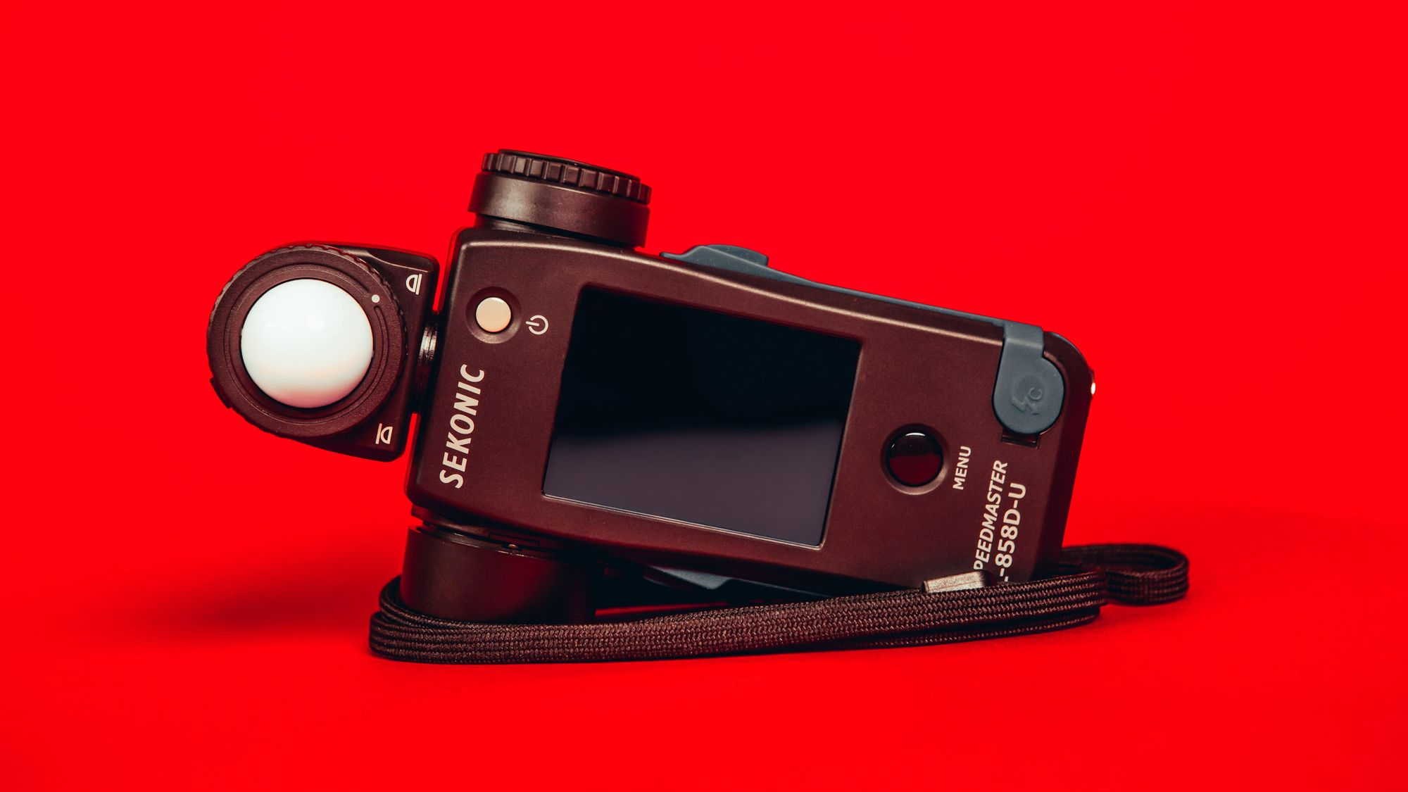 Use a light meter to get your lighting right