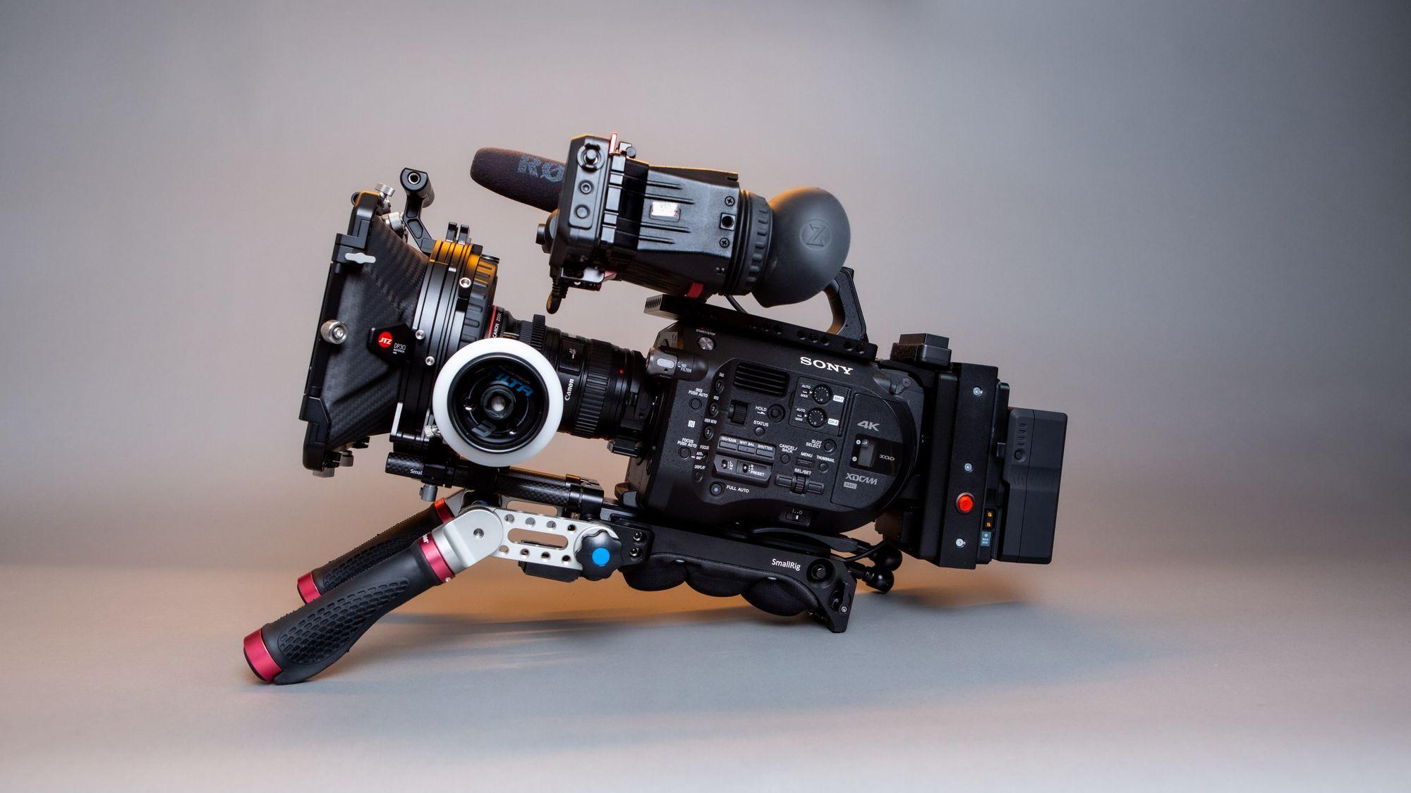 Find a suitable camera setup