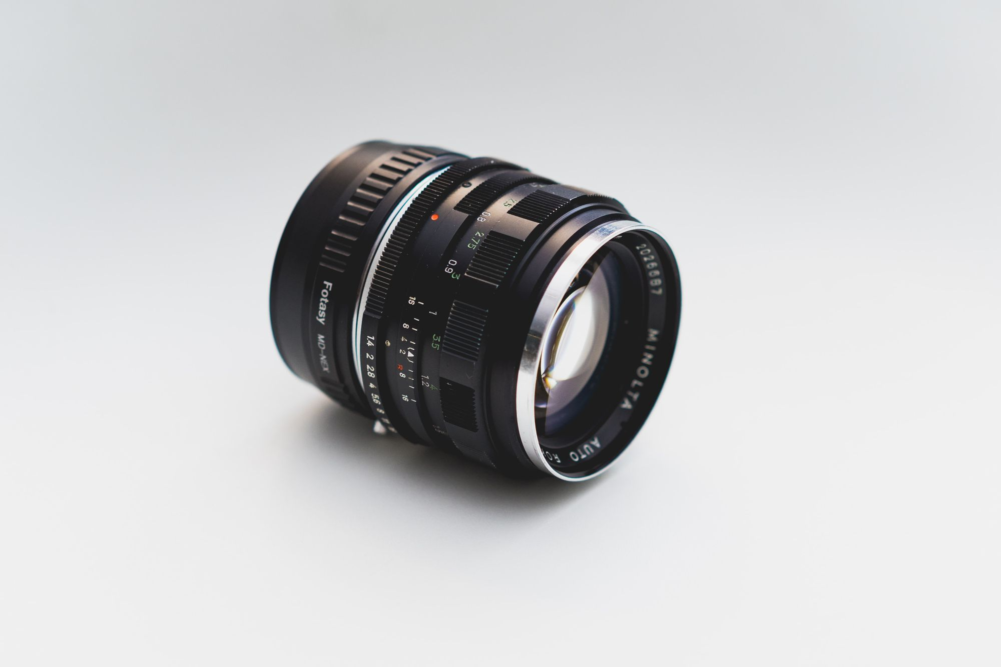 Add a good lens to your camera equipment kit