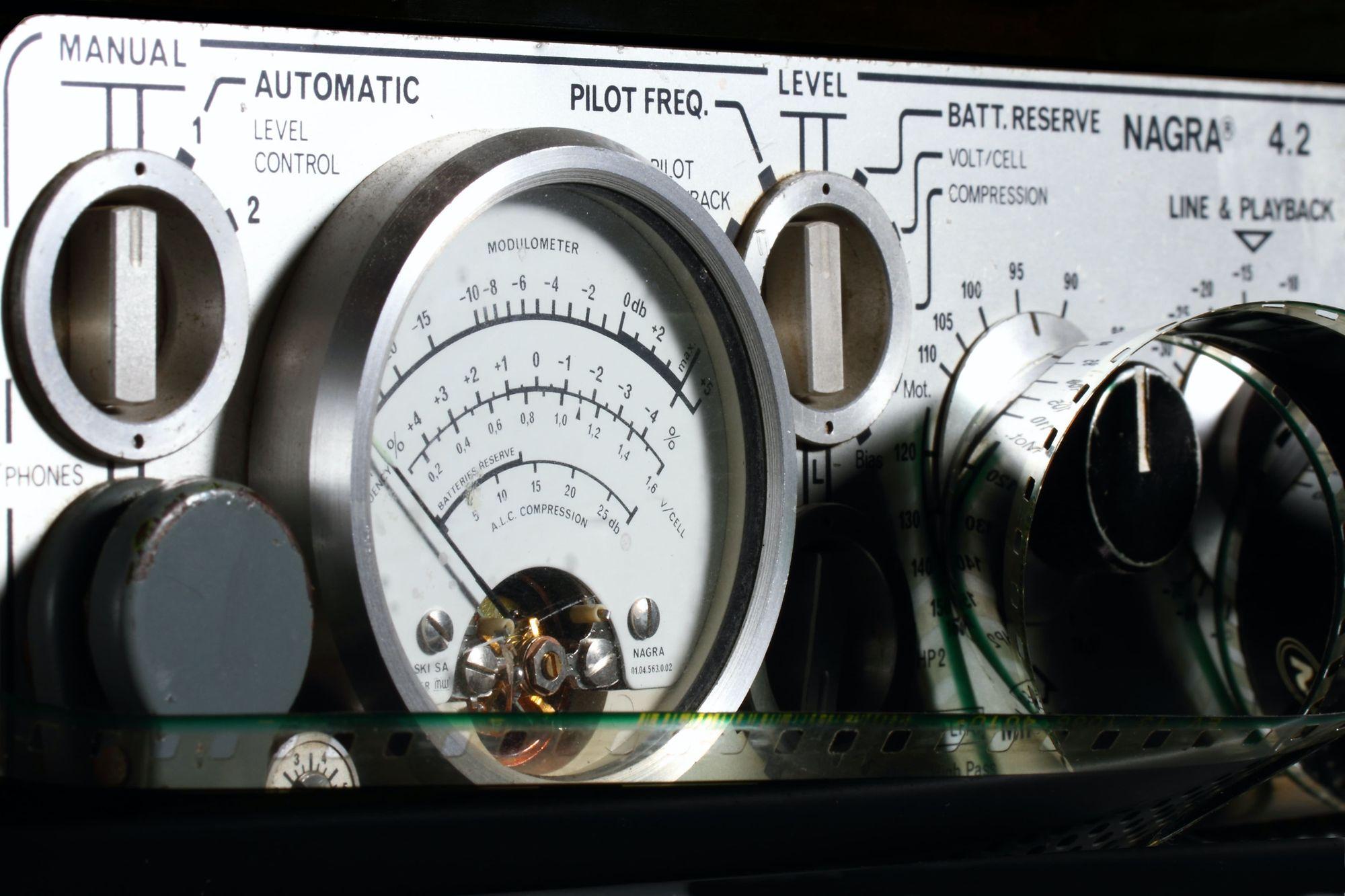 Sound design in film