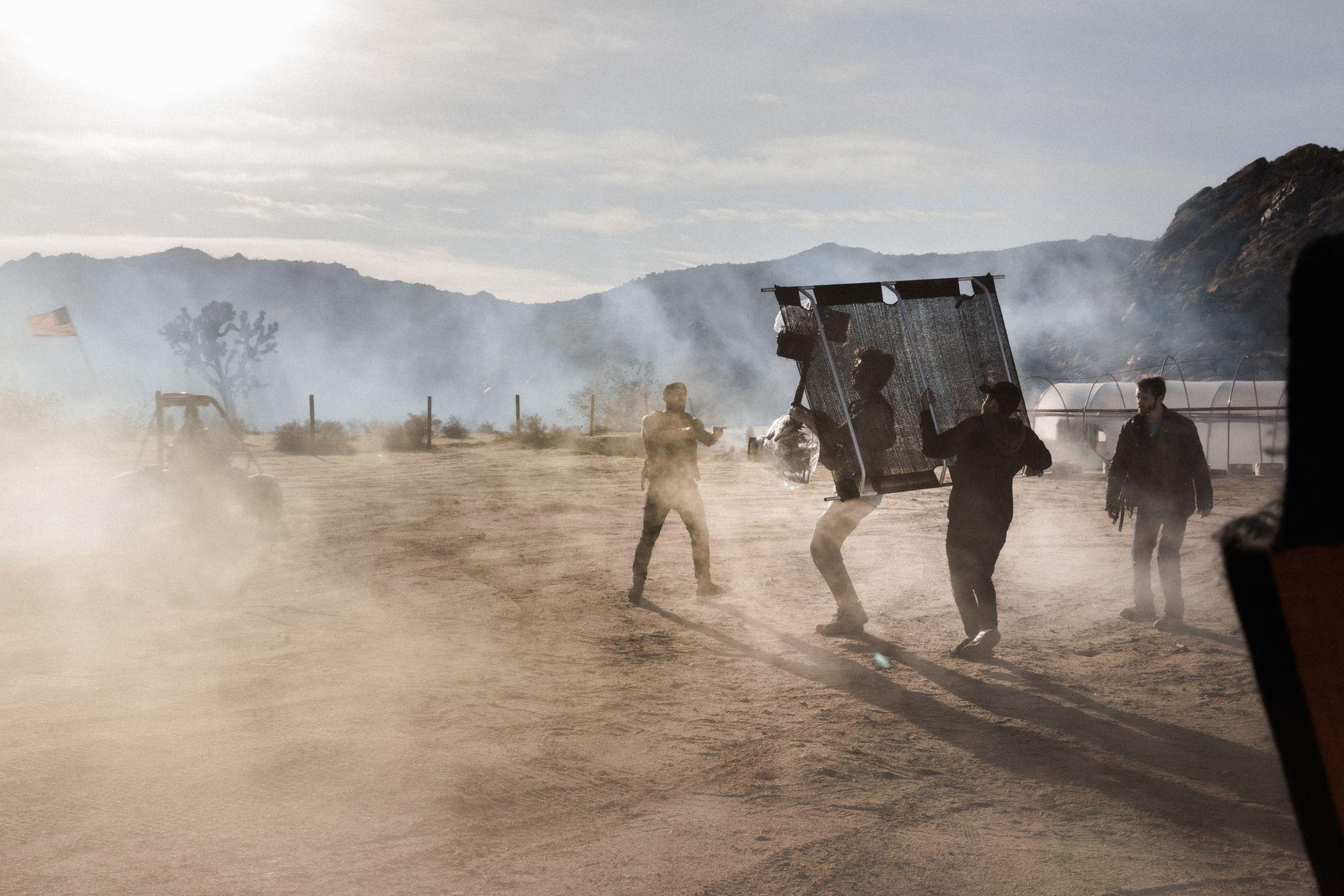 production-in-desert