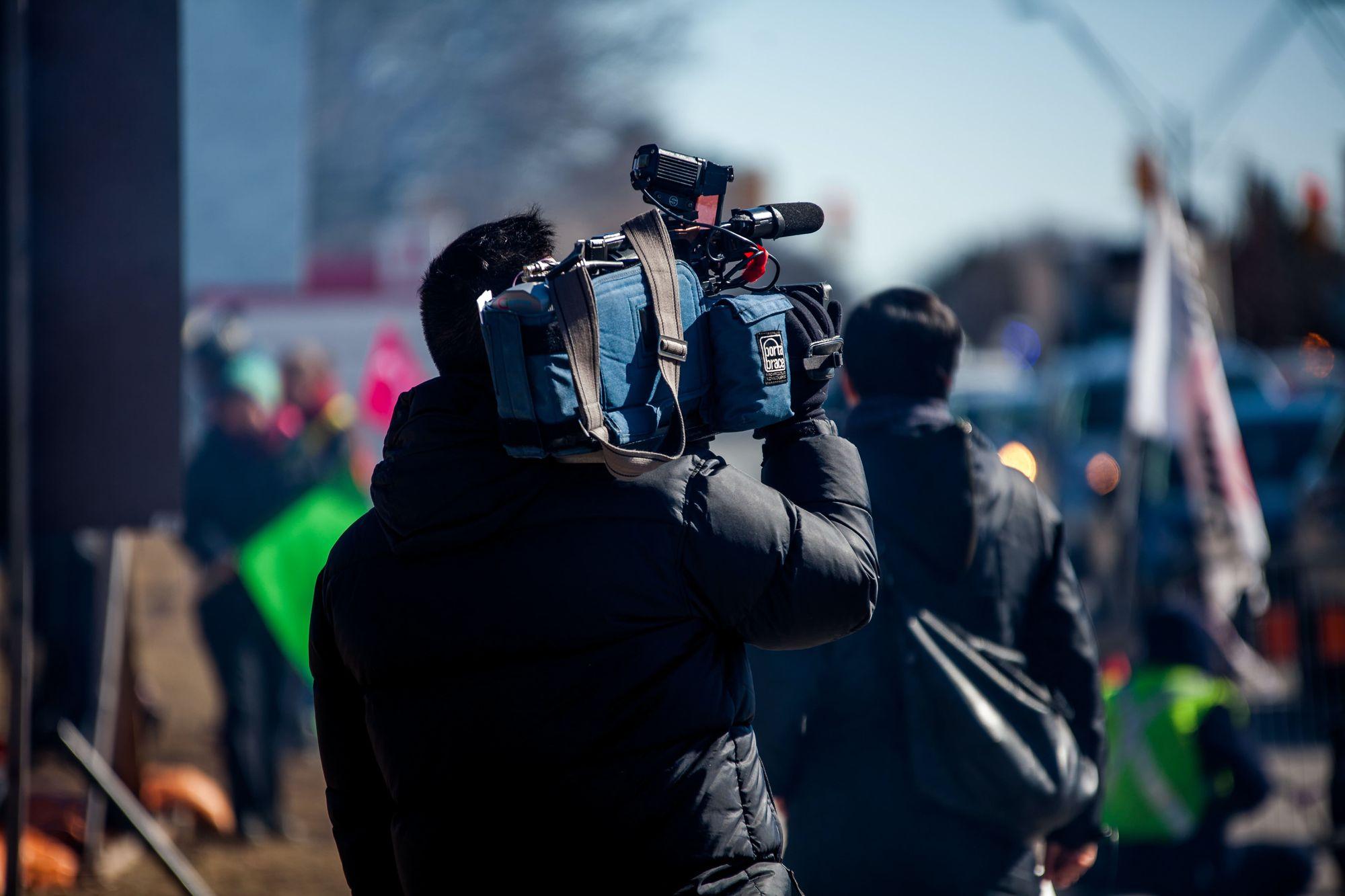 Hire needed video crew