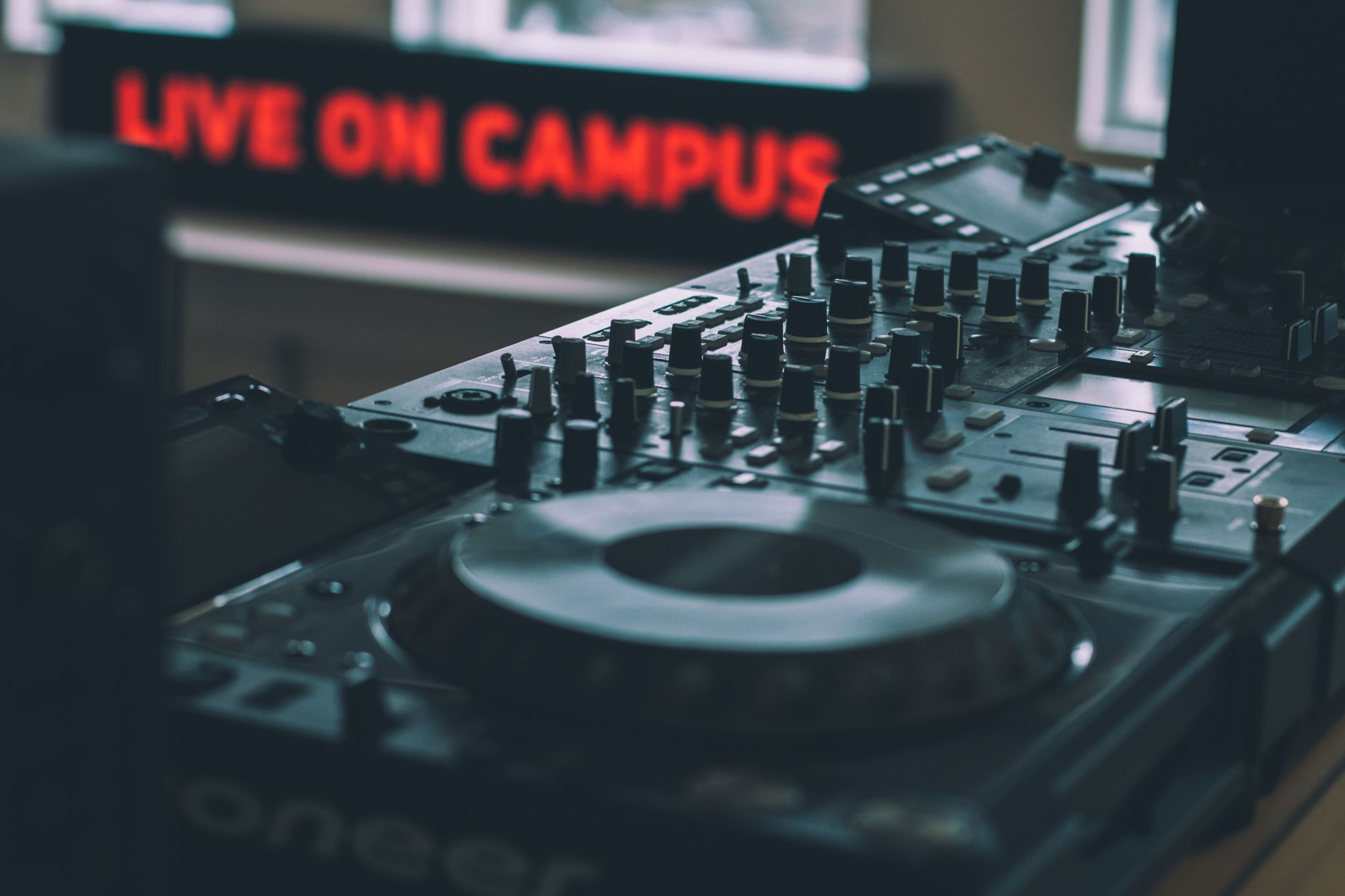Mix music or add a soundtrack to your corporate video