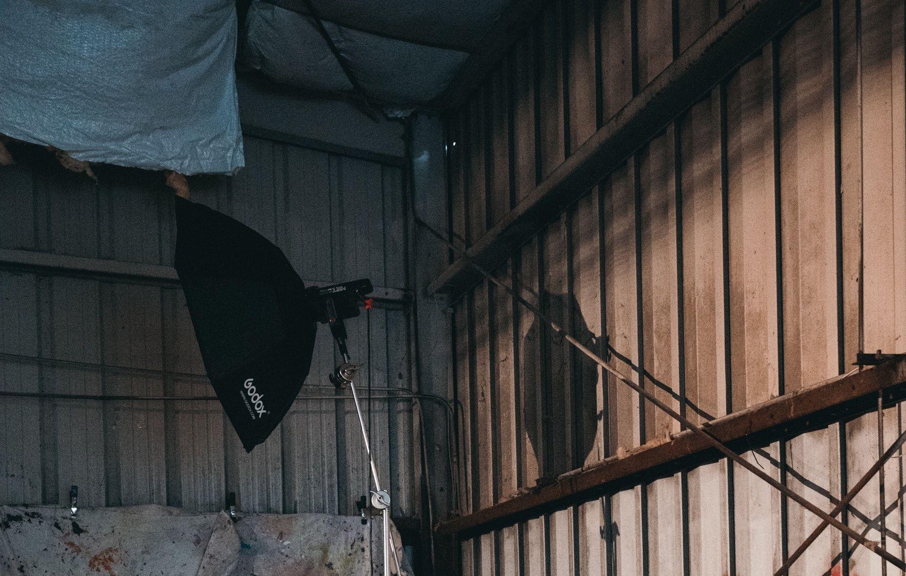 light-on-film-set