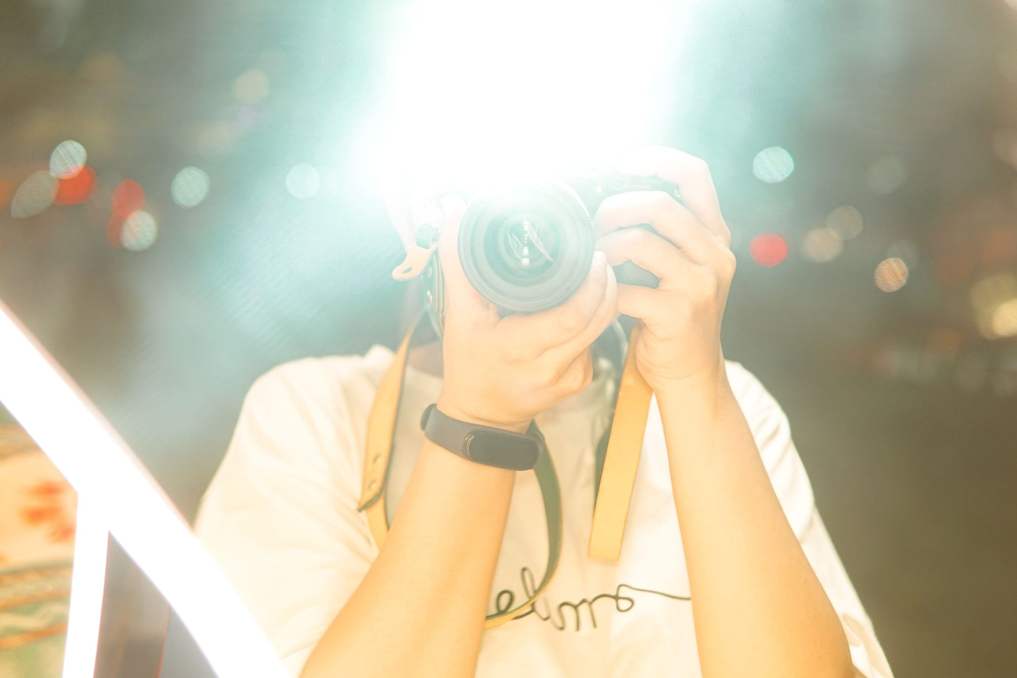 Consider adding a flash for your photography kit