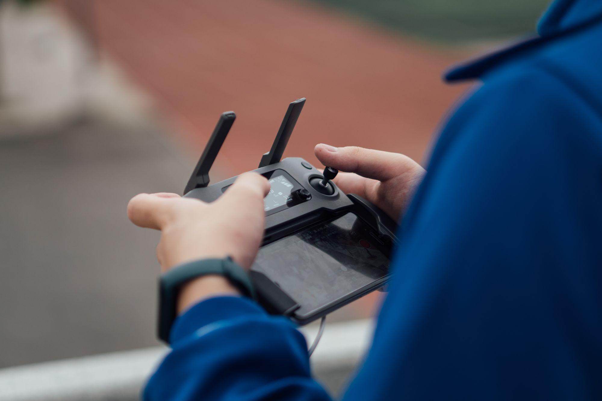 FPV remote controller