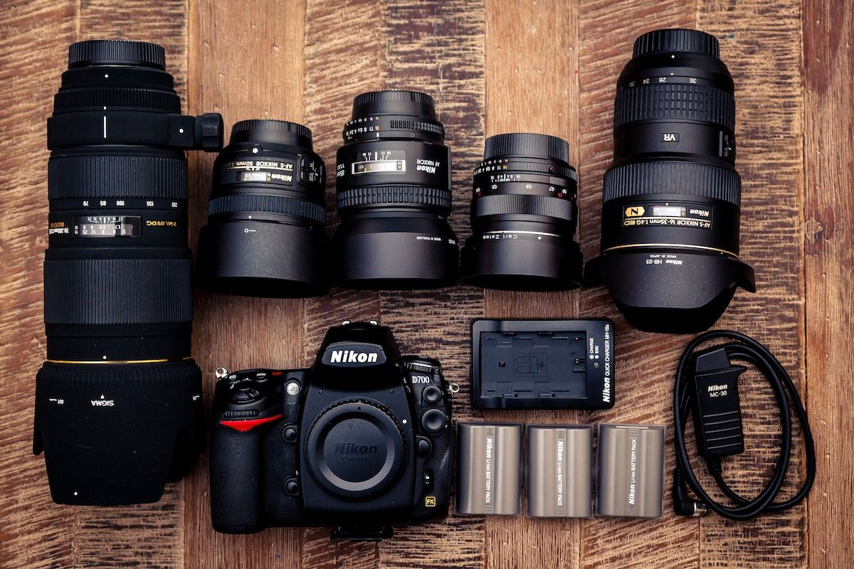 Figure out your camera equipment needs