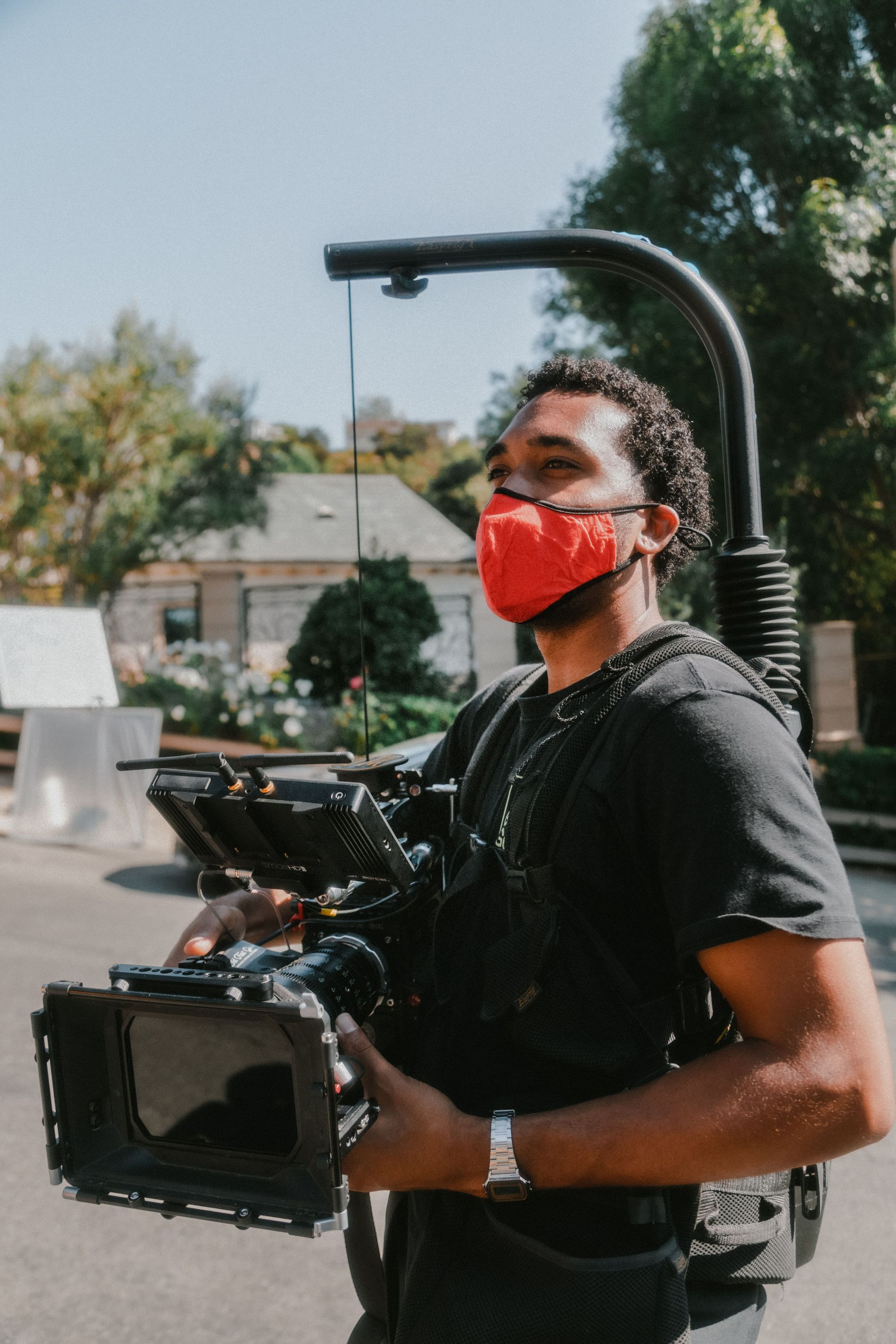 Music video mobile gear