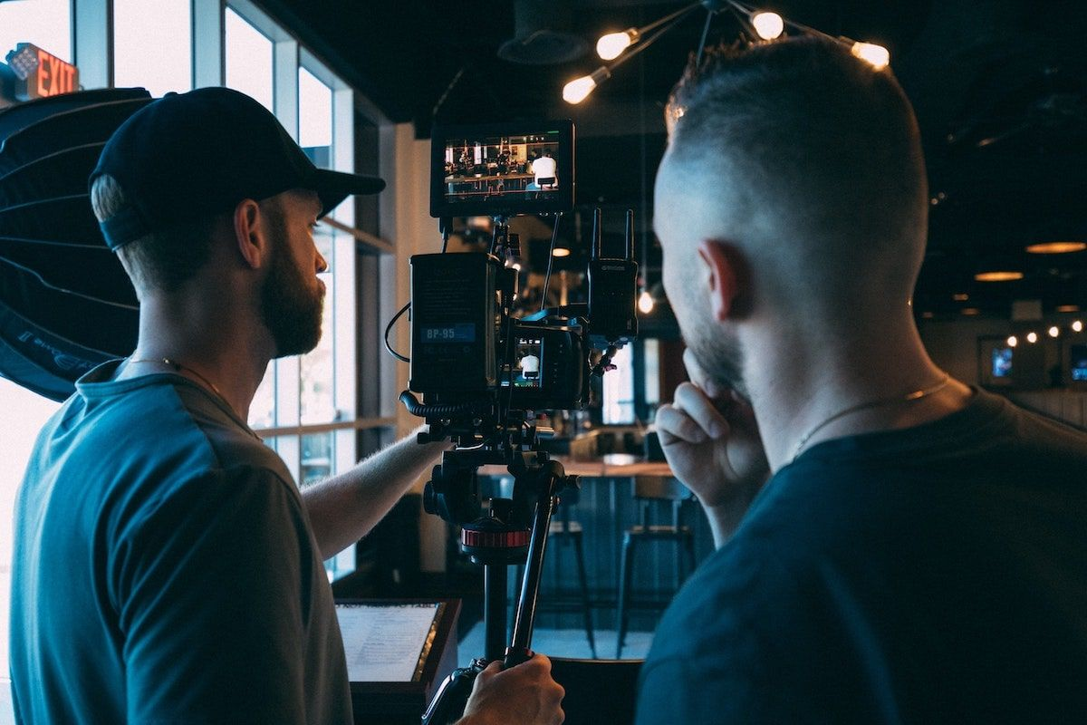What is videography